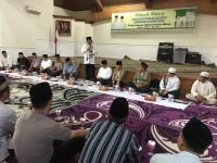 Rektor UIN STS Jambi memberi ceramah agama
