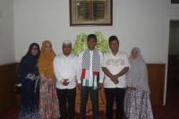 Bupati dan Wakil Bupati Tanjung Jabung Timur berfoto bersama ustad abdul somad