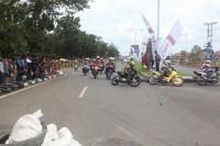 tampak para peserta roadrace