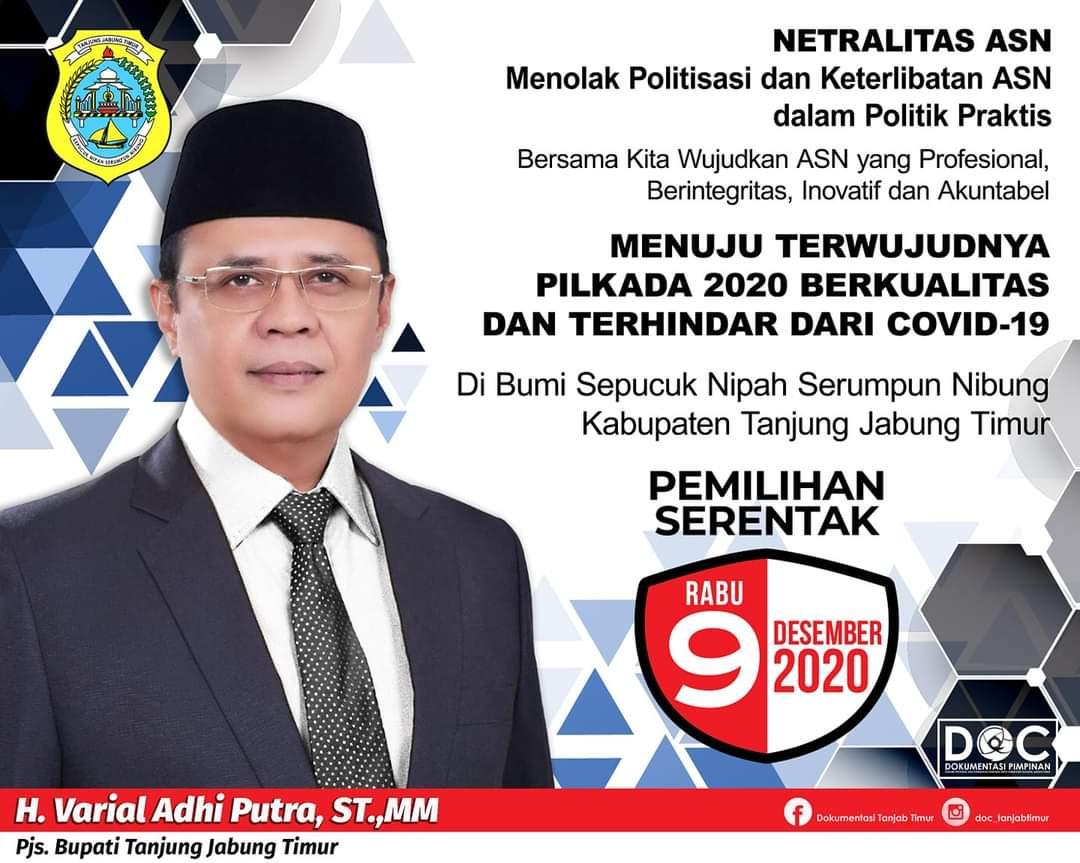 Official Website Pemerintah Kab Tanjung Jabung Timur